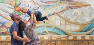 Rochester NY Maternity Photos, Mischief and Laughs Photography