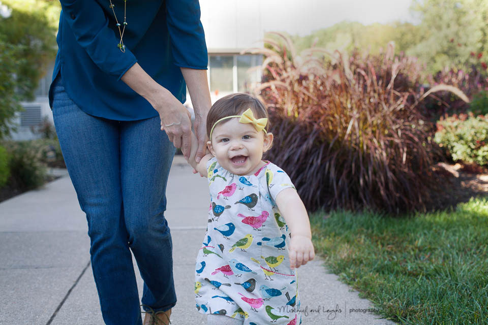 First Birthday Photos, Rochester Family Photographer, Mischief and Laughs