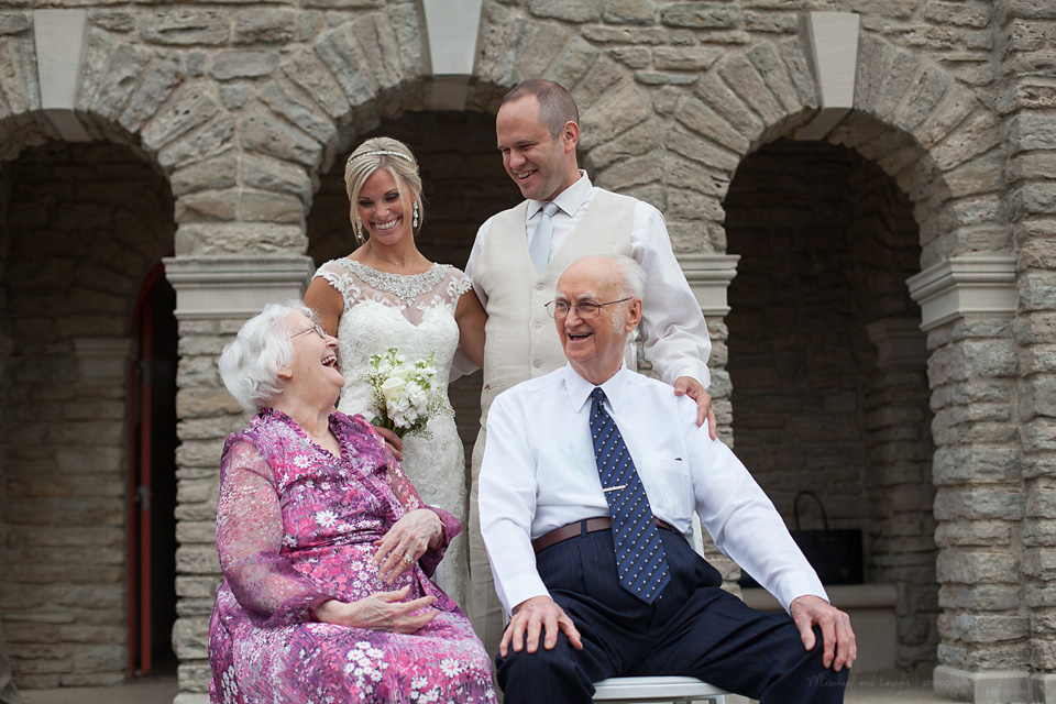 Family portraits at a wedding, Rochester Wedding Photographer, Mischief and Laughs