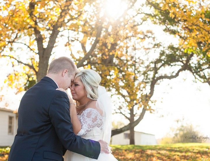 Beautiful Fall Wedding, Rochester Wedding Photographer