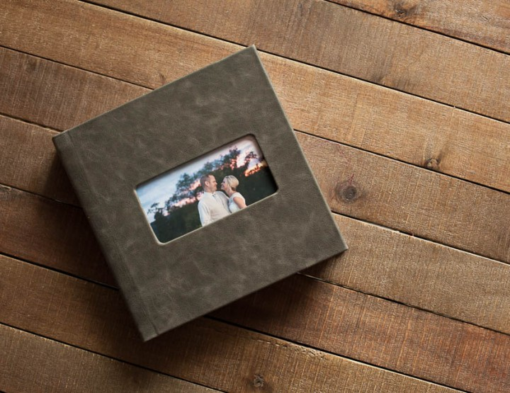 Product Spotlight: Luxury Wedding Albums