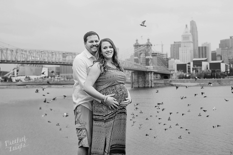 maternity portrait ideas, Rochester Maternity Photos, Mischief and Laughs Photography