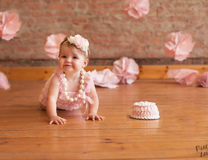 Sweet Lil' Cupcake, Canandaigua First Birthday Photos
