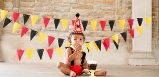 Mickey Mouse Cake Smash, Rochester NY Photographer, Mischief and Laughs Photography