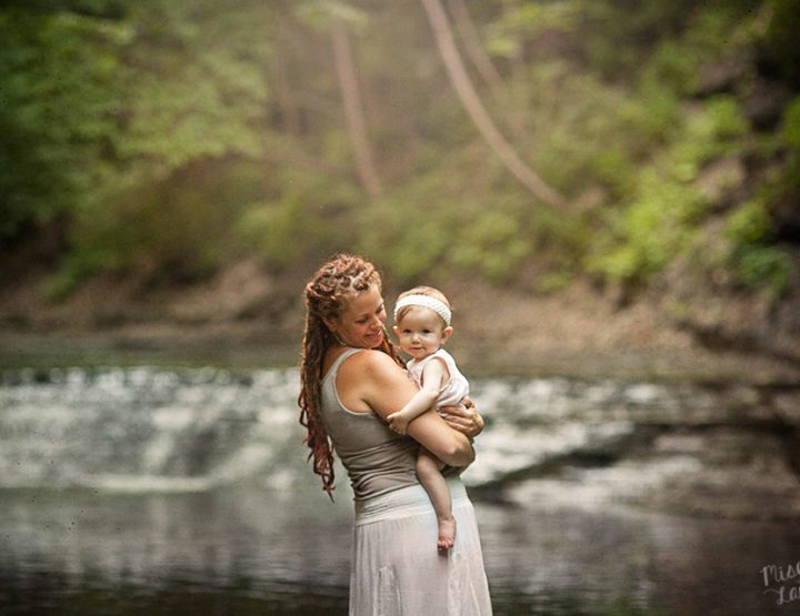 Creekside, Finger Lakes Family Photographer
