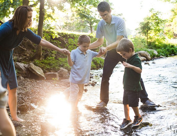 Cool Waters, Canandaigua NY Outdoor Family Photographer