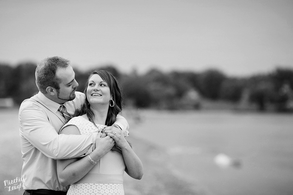 Engagement photos, Sodus Point NY wedding photographer, Mischief and Laughs Photography