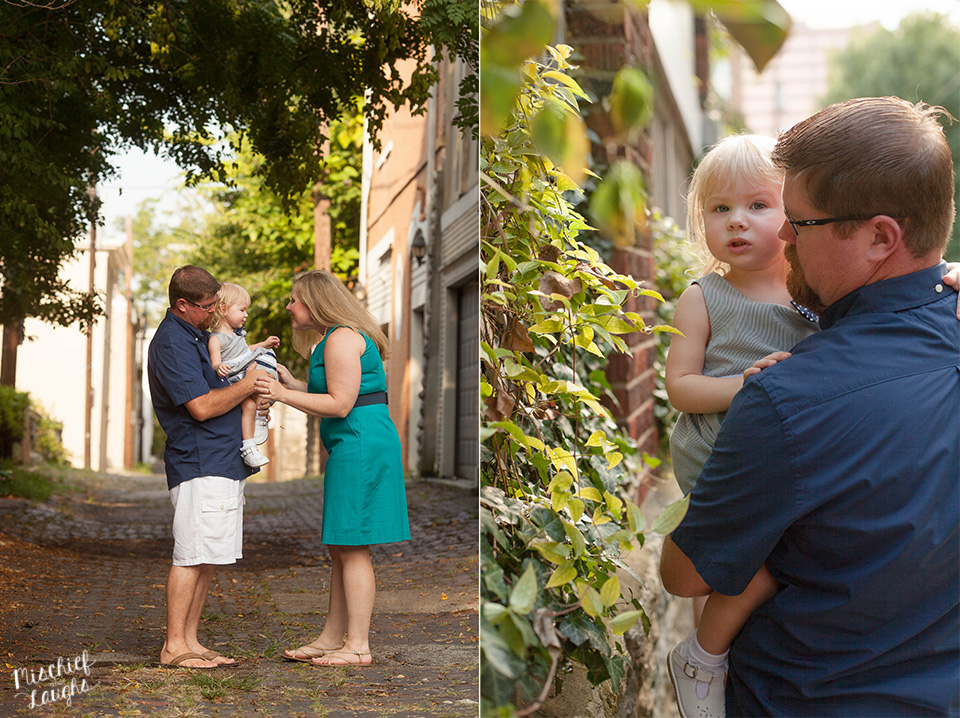 Family pictures in Rochester NY, Mischief and Laughs Photography