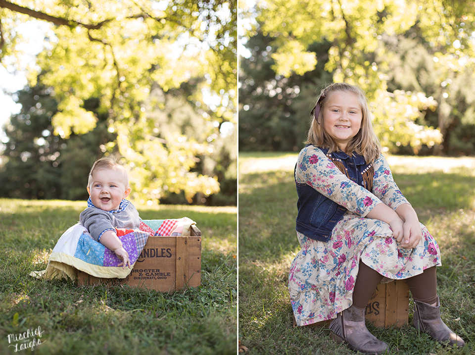 Rochester Children's photography, Mischief and Laughs Photography