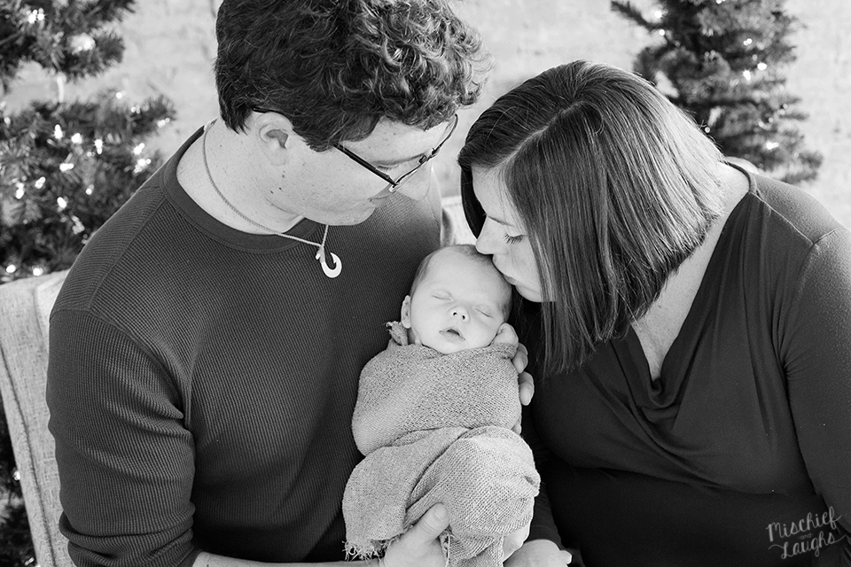 Newborn baby photographer Canandaigua NY, Mischief and Laughs Photography