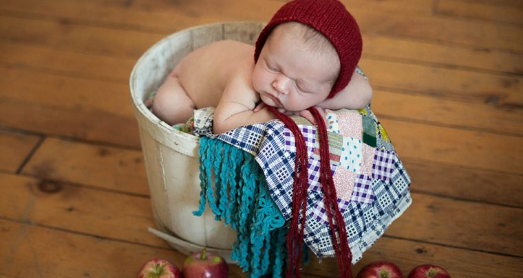 Squishy, Rochester Newborn Photographer
