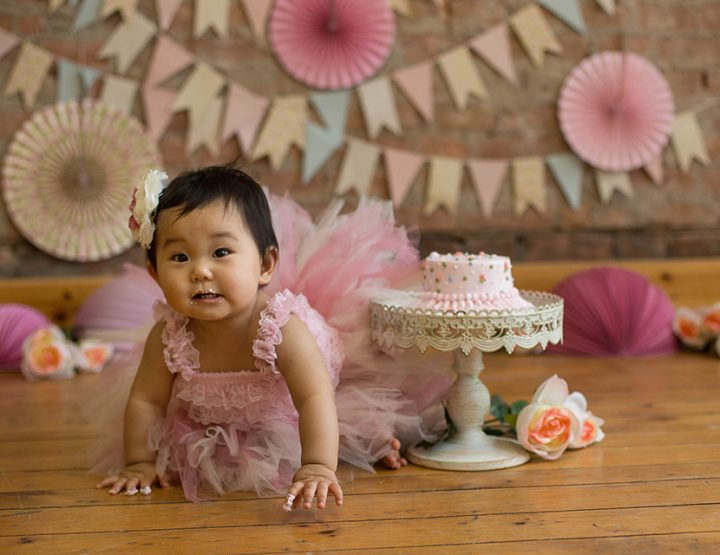 Traditions, Canandaigua NY Cake Smash Photos