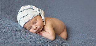 Simple newborn photos, Rochester Newborn Photographer, Mischief and Laughs Photography