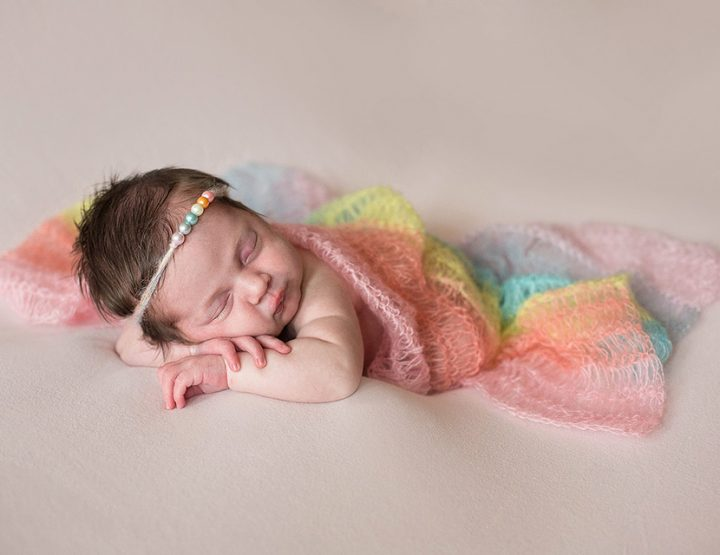After the Storm, Canandaigua Newborn Photographer