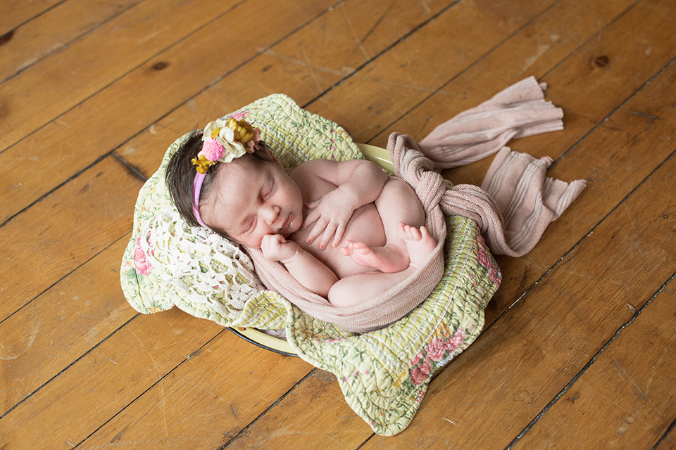 Rainbow baby newborn session, Canandaigua Newborn Photographer
