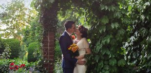 Intimate wedding at Morgan Samuels Bed and Breakfast Canandaigua Wedding Photographer