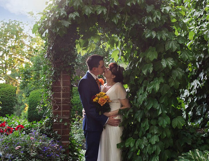 Intimate Wedding at Morgan Samuels Inn in Canandaigua