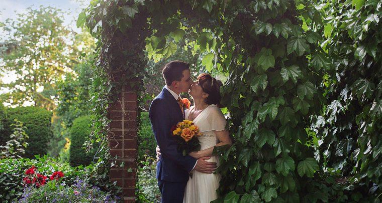 Intimate Wedding at Morgan Samuels Inn in Canandaigua