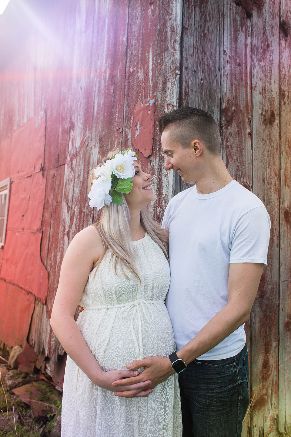 Maternity photo session, Rochester NY Family Photographer