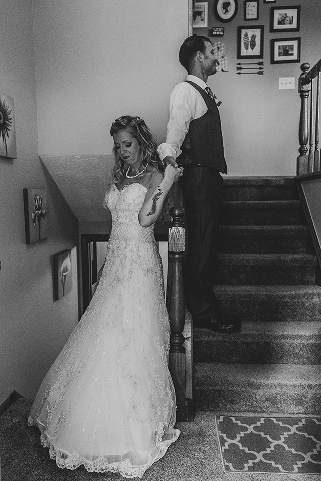 Getting ready photos, Documentary Wedding Photographer, Cincinnati OH