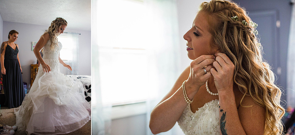 Bride Details, getting ready photos, Cincinnati wedding photographer