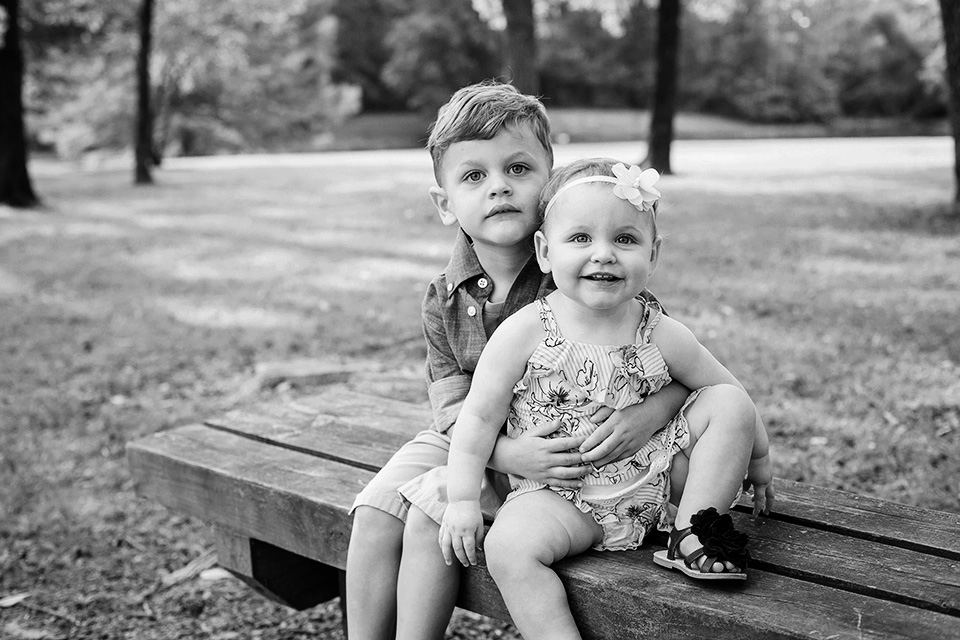 children's photo session, Mason OH Family Photographer