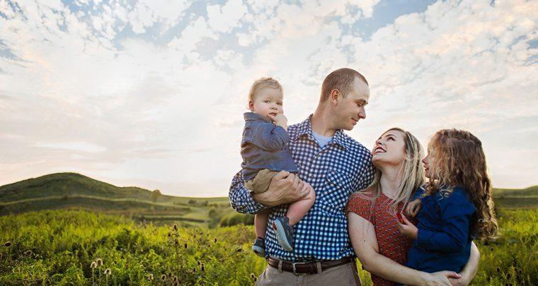 Sun Drenched, Cincinnati Family Photos