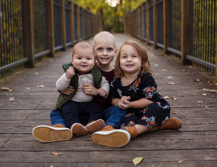 Hope and Healing - Cincinnati Family Photographer