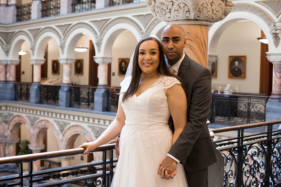 wedding at the courthouse, elopement photographer