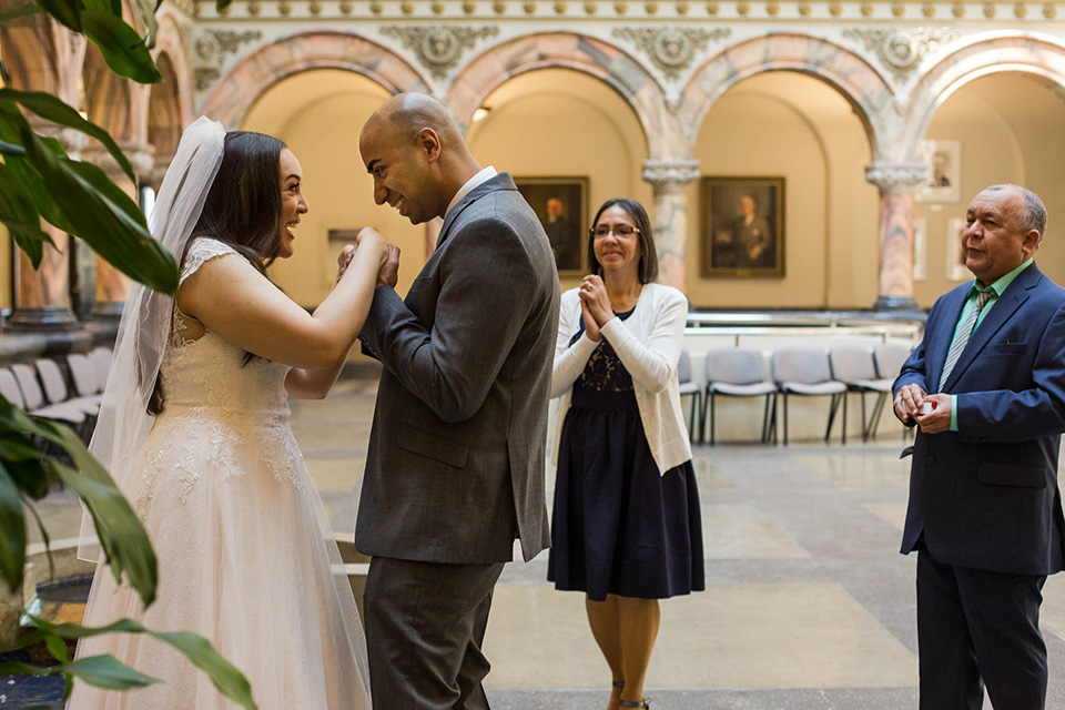 excitement at elopement