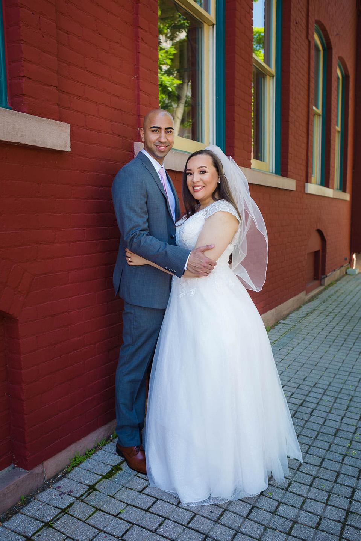 cincinnati wedding photographer specializing in elopements