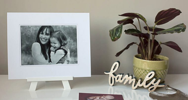 Family Professional Photography Display Ideas