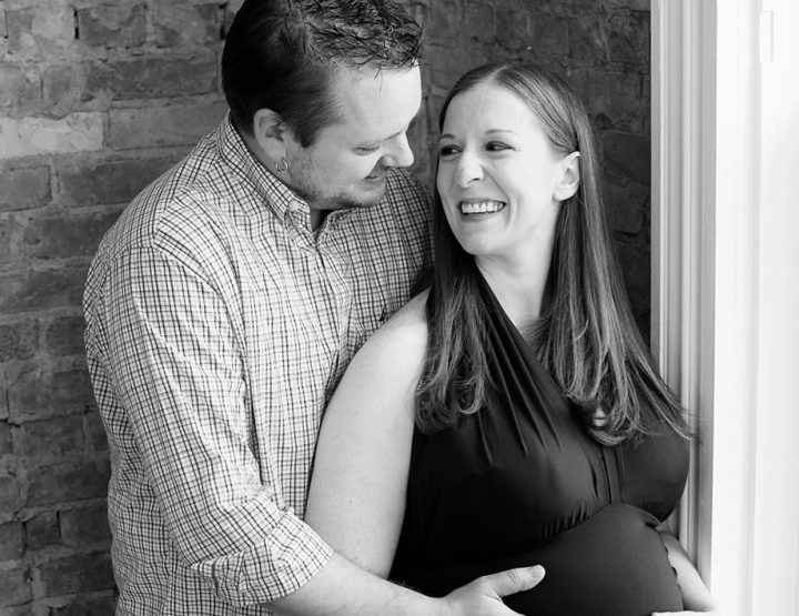 Maternity Portraits in Cincinnati