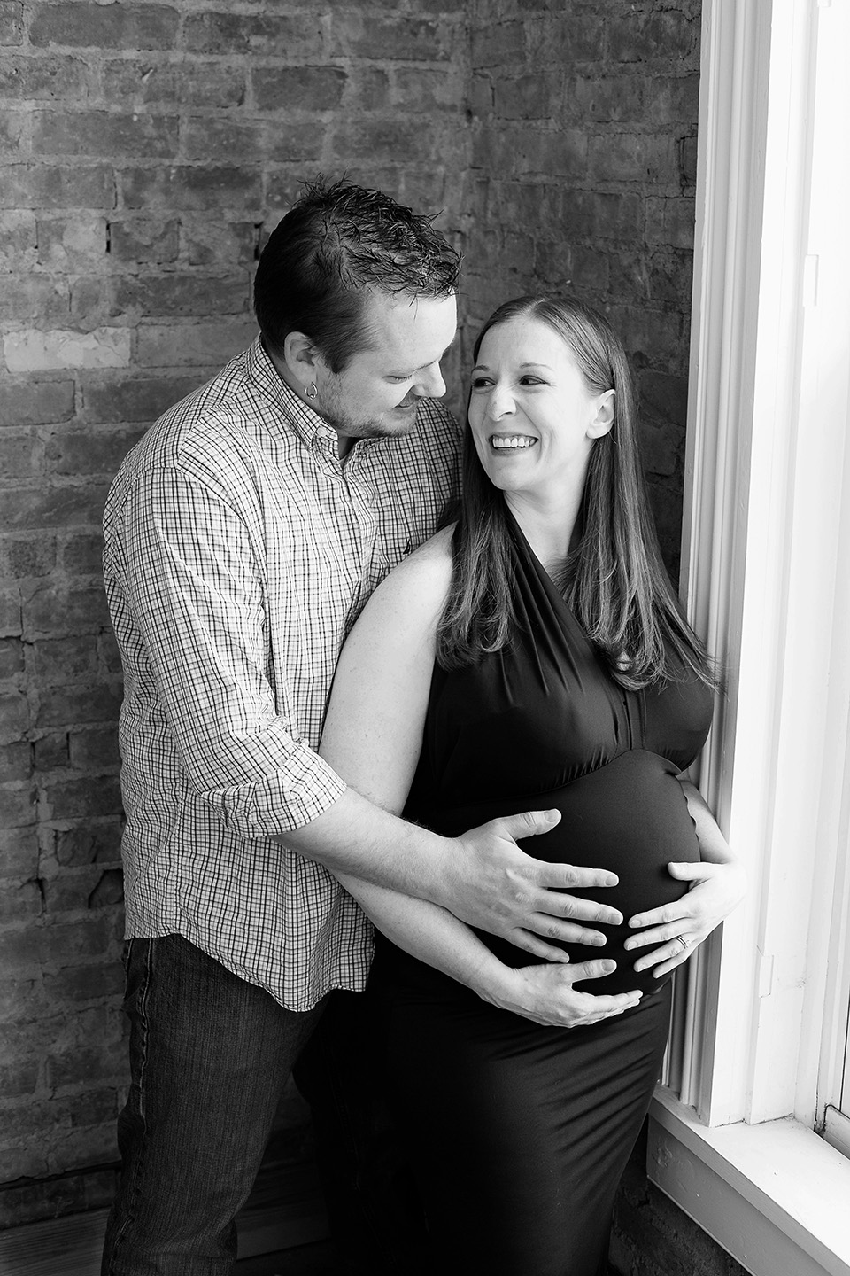 Maternity portraits in Cincinnati OH, Mischief and Laughs Photography