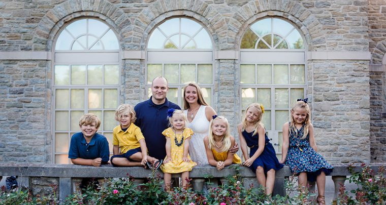 Big Love, Cincinnati Family Photographer