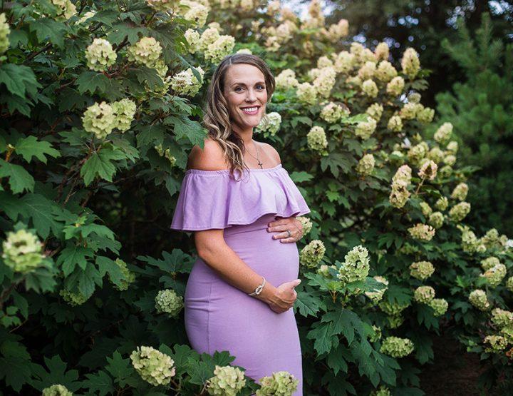 Growing Family, Cincinnati Maternity Photographer