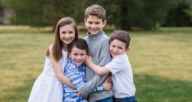Part of the Family, Cincinnati Family Photographer
