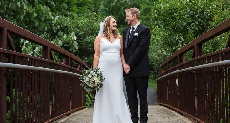Anderson Center Wedding, Cincinnati OH
