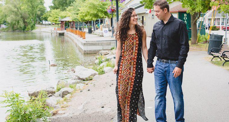 By the Docks, Cincinnati Wedding Photographer