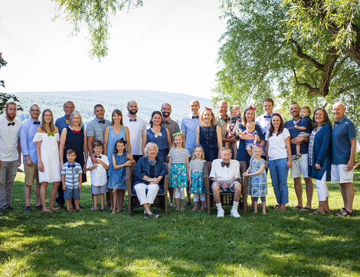 Buzzy's Birthday Bash, Cincinnati Extended Family Photographer