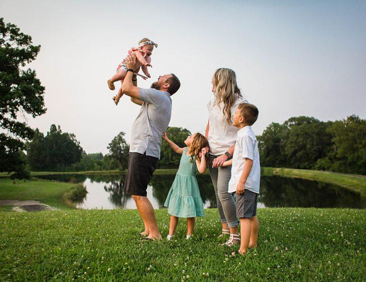 Summer Sun, Summer Fun - Mason Ohio Family Photographer