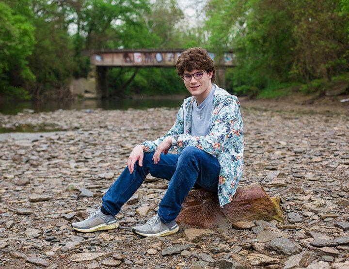 Riverside, Loveland OH Senior Portraits